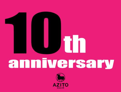 AZITO HAIR 10th キャンペーン